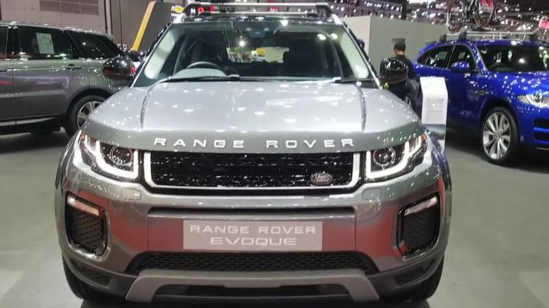 Land Rover Range Rover Evoque 2.0 SE Plus